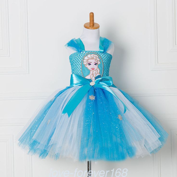 Cool Great Tulle Tutu Frozen Dress Princess Elsa Dress Snow Queen Party Dress Normal Dress 2018 Check more at http://24shopping.ga/fashion/great-tulle-tutu-frozen-dress-princess-elsa-dress-snow-queen-party-dress-normal-dress-2018/