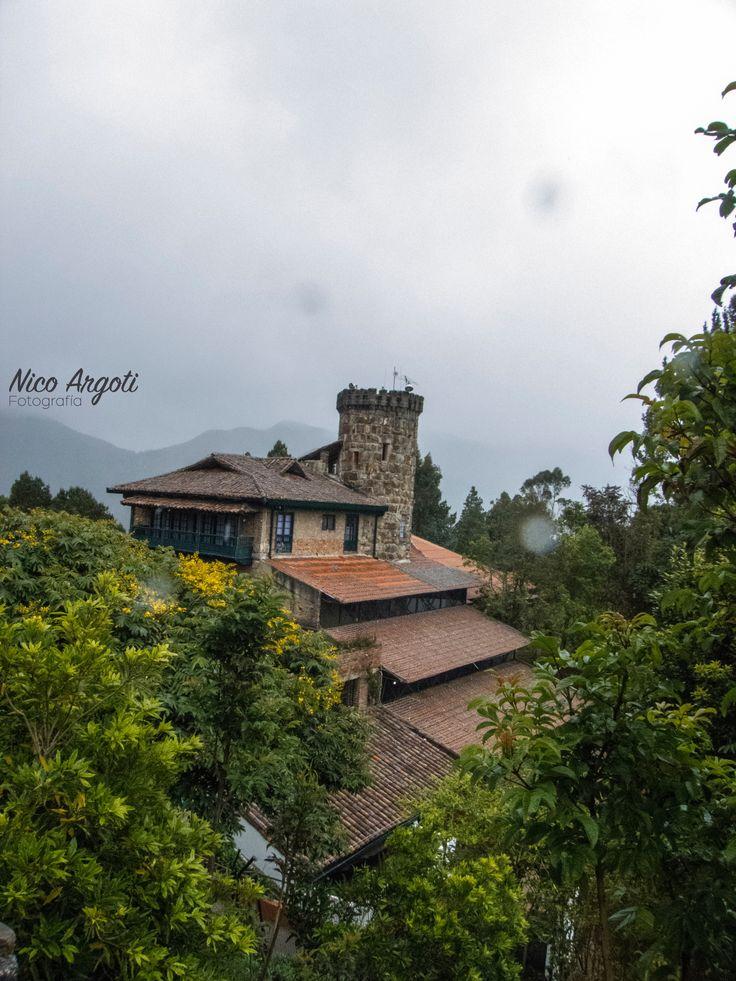 Cerro de Monserrate - Bogotá, Colombia  Julio - 2015