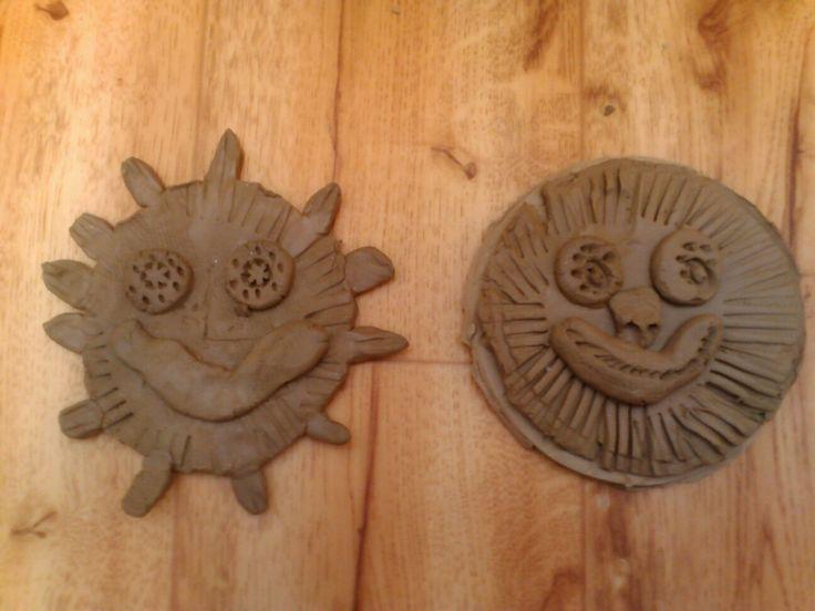 Sluníčková keramika