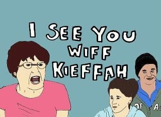 ...and this my friends is why I watch Teen Mom. Pure Entertainment. Re-pin if you get this. :()