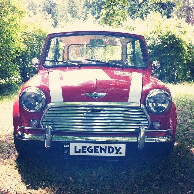 Knedlík #mini #minicooper #legendy #prague #igerscz #iglife