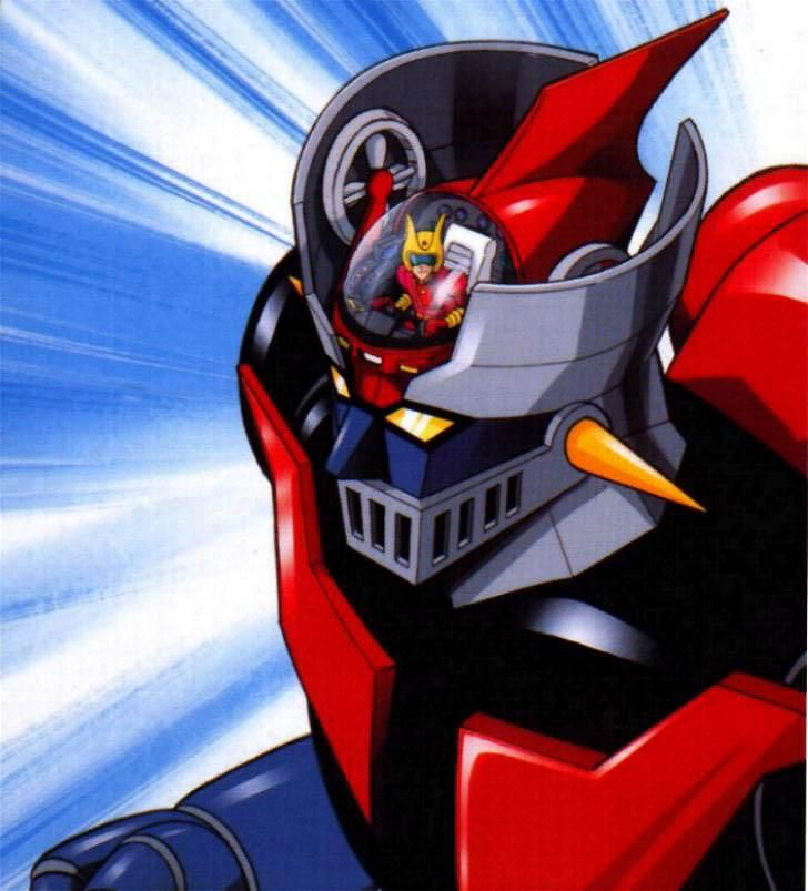 Mazinger Z | Anime MX