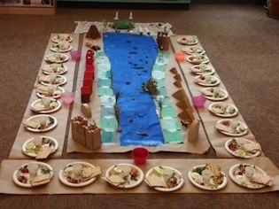Fun Ways to Introduce Kids to Passover Seder Traditions   What to Expect & 132 best Holidays: Passover Table settings images on Pinterest ...