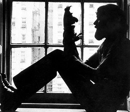 Jim Henson: Puppets, Sesame Street, Muppets, Jimhenson, Jim Henson, Bert, Portraits, People, Photography