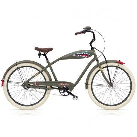 Westside, n°1 du beach Cruiser en France, vous dévoile toute la gamme Electra 2013 : livraison gratuite, vélo monté et réglé, antivol offert...