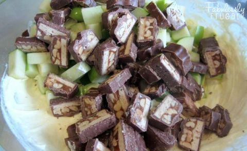 Best 10+ Apple snickers salad ideas on Pinterest ...