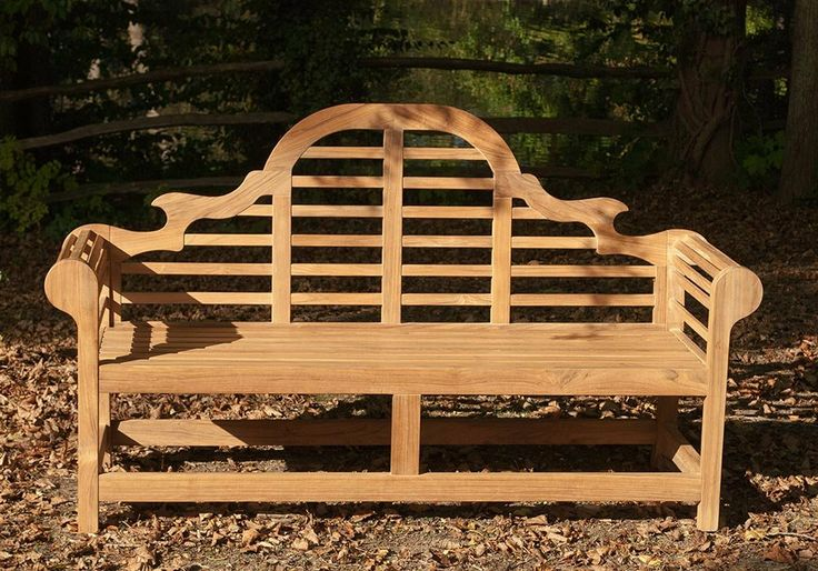 Alexander Rose Teak Lutyens Bench 6ft Link: http://www.hayesgardenworld.co.uk/product/alexander-rose-teak-lutyens-bench-6ft