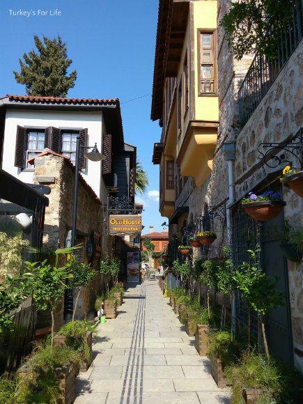 #Antalya Old City - #Kaleiçi