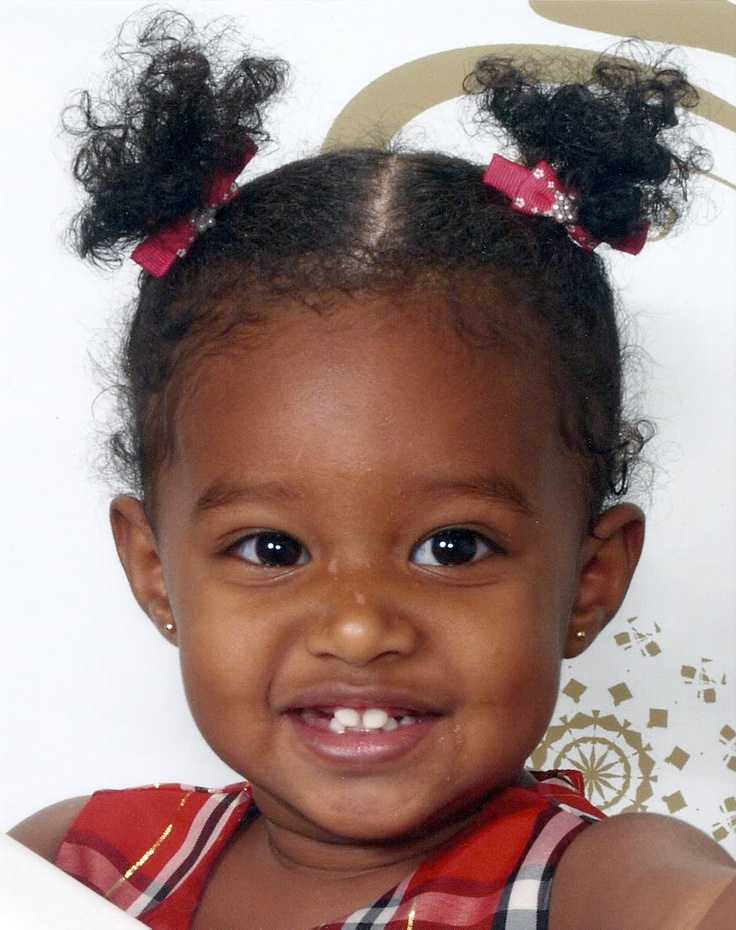 Curly Nikki | Natural Hair Styles and Natural Hair Care: Our Curly Kids | Baby hairstyles, Black ...