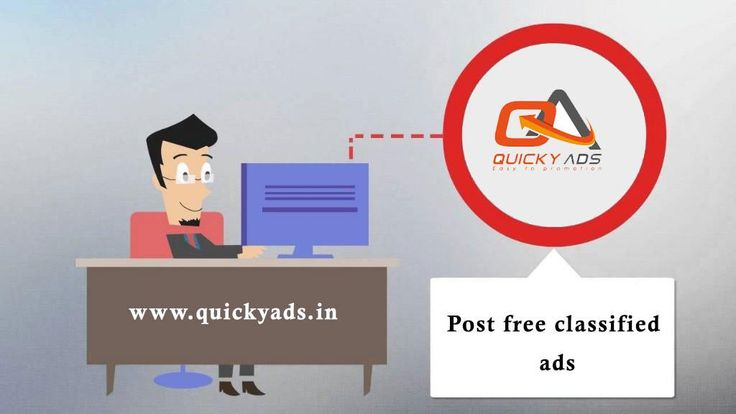Posting & promoting your business becomes very easy now with #QuickyAds     For detail information check out here  https://goo.gl/CYsUzS #postfreeclassifiedads#Quickyads  #postclassifiedads#classifiedads#freeclassifiedads