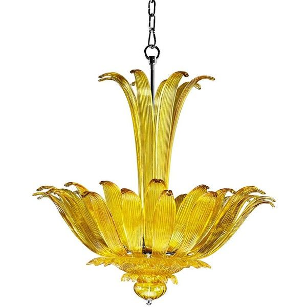 Best 25 yellow chandelier ideas on pinterest teal rooms cyan design moritz 26 wide yellow chandelier 2513 liked on polyvore featuring aloadofball Gallery