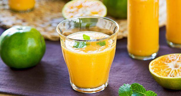 Anti-griep sap en smoothie recepten | VitaNouk