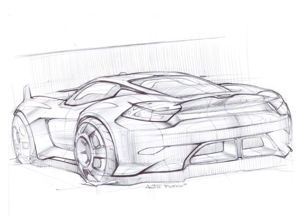488 best Autos images on Pinterest | Cars, Car sketch and Car