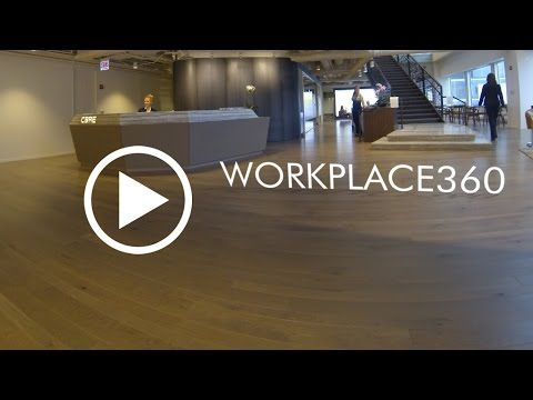 Workplace360 Chicago - CBRE offices