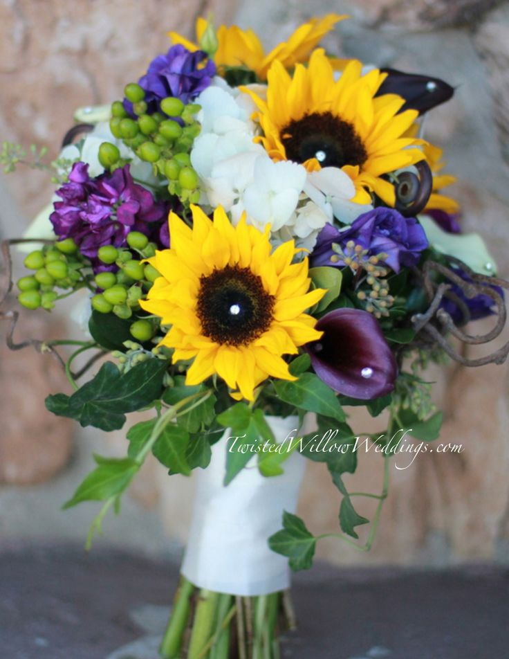 www.twistedwillowweddings.com: Wedding Sunflowers, Repins Wedding Bouquets, Www Twistedwillowweddings Com, Repin Wedding Bouquets, Wedding Future
