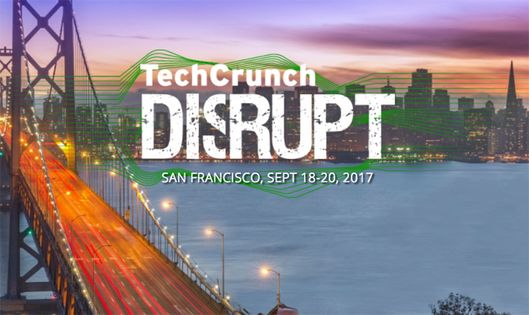 Score a prime 2-for-1 deal on Disrupt SF tickets today