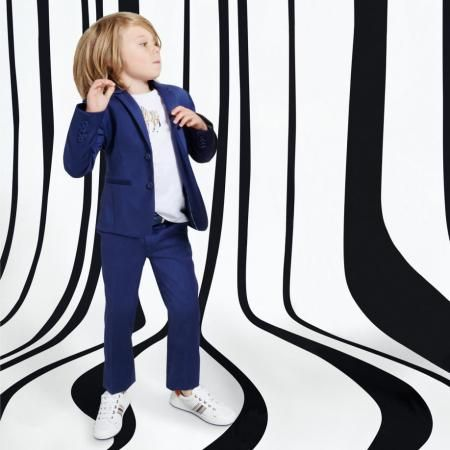 PepeandNika PepeNika Little Apparel paul smith junior festliche Kindermode Anzüge-für-Jungen