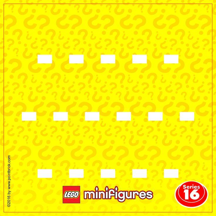 LEGO Minifigures 71013 Serie 16 - Display Frame Background 230mm - Clicca sull'immagine per scaricarla gratuitamente!