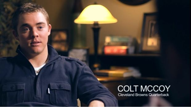 Colt McCoy-YouTube