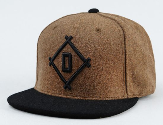Stick Ball Snapback Cap by DIAMOND SUPPLY CO.
