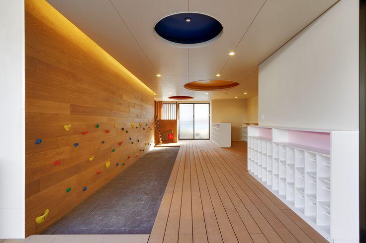 Gallery of C.O Kindergarten and Nursery / HIBINOSEKKEI + Youji no Shiro - 6