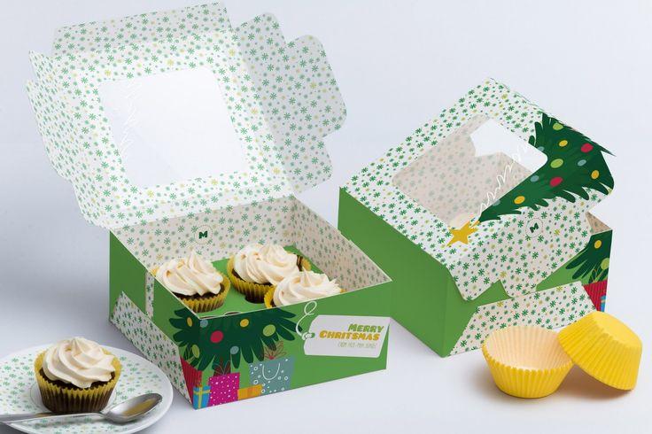 Four+Cupcake+Box+Mockup+01+by+Ktyellow++on+Original+Mockups