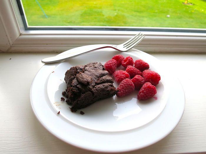 Tanya Burr's Chocolate Brownie Recipe