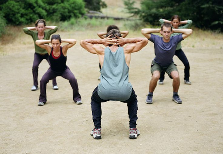 I'm a huge fan of bodyweight exercisesfor the reason that you can use them for a great workout anywhere. And perhaps the king of all bodyweight exercises, is the squat. Squats are awesome because ...