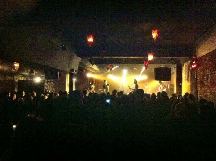 livemusicTO Holiday Kick Off Party wsg/ Neverending White Lights | Bed of Stars | Lyon | Mr. & Mrs. Fox @ El Mocambo - Nov 21st, 2012