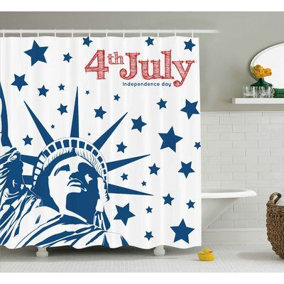 The Holiday Aisle 4th Of July Murky Old American Flag Background