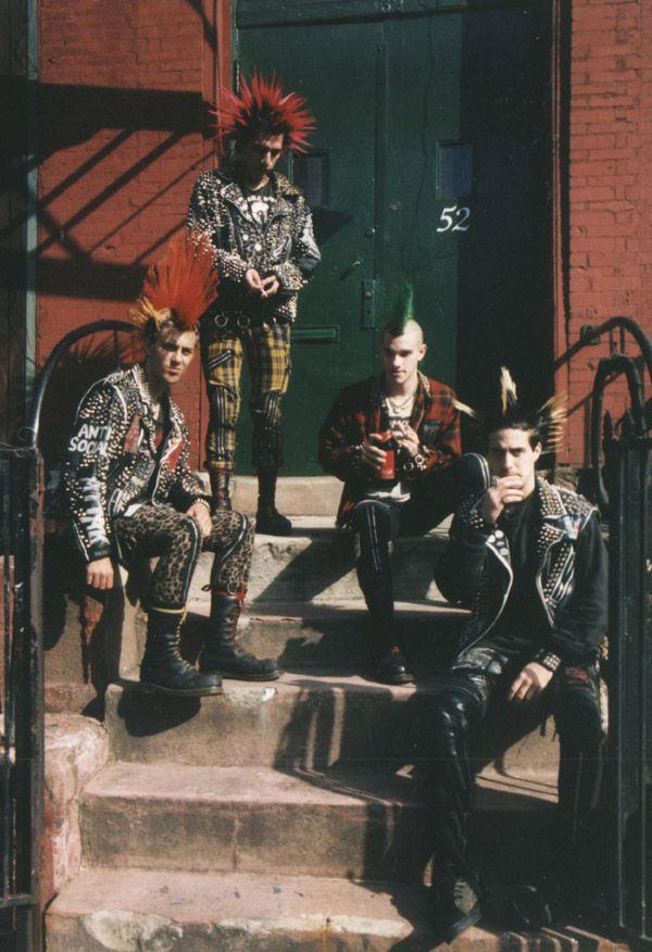 punks.