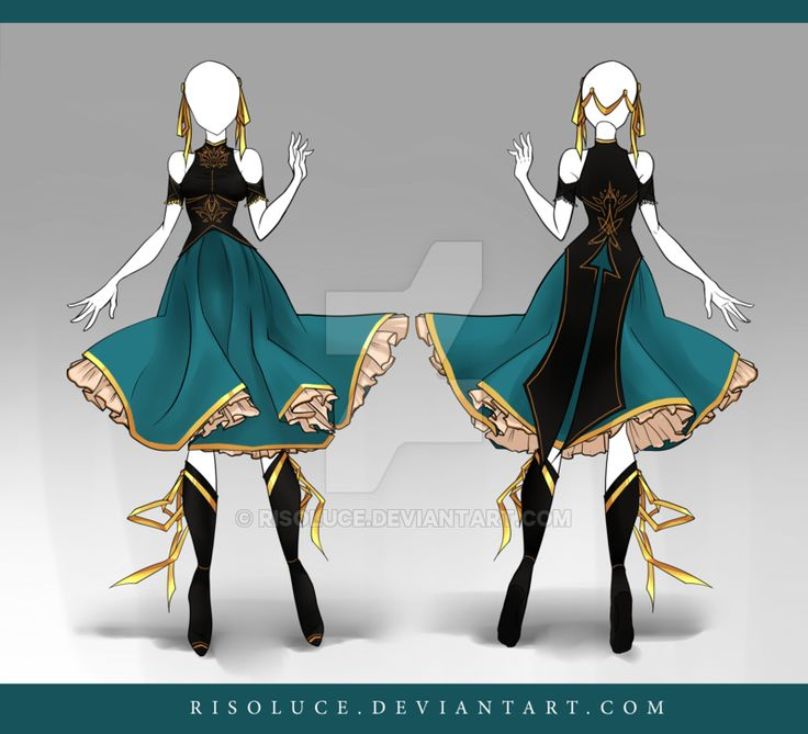 OPEN  Adoptable Outfit Auction 94