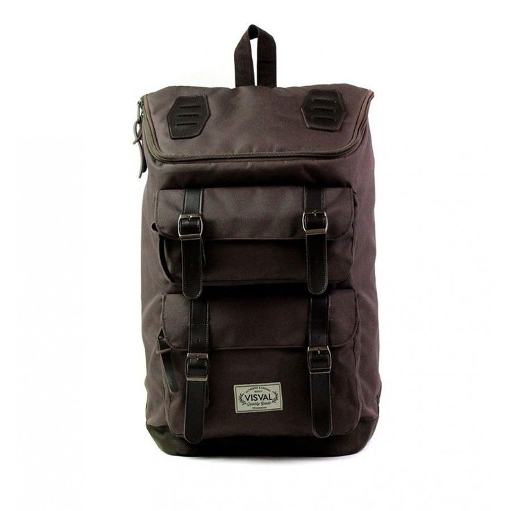 "Stylish Polyester Laptop Bag 14"" Men Women Travel Backpack by Artsivaris 