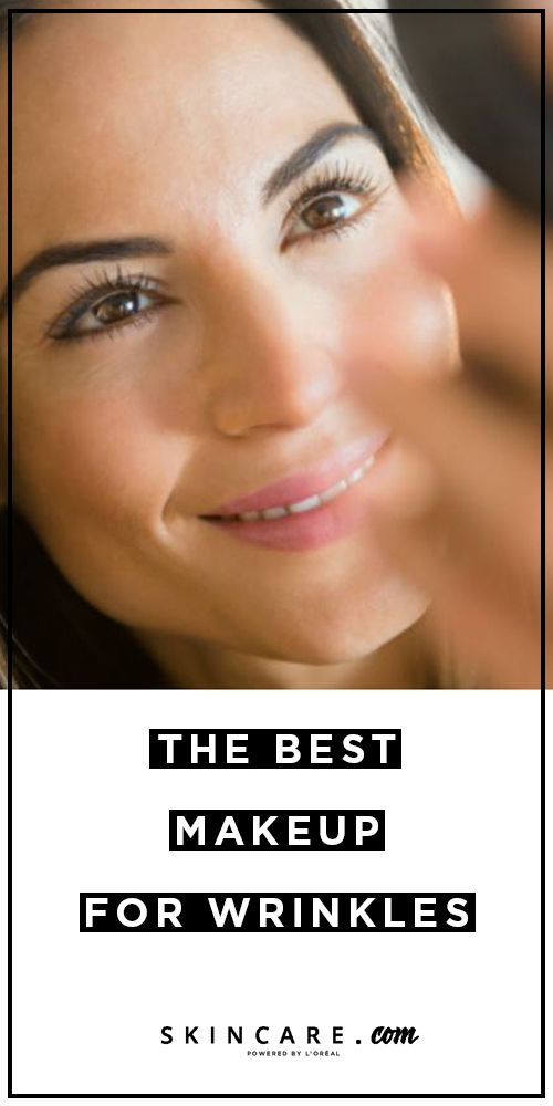 Sick of foundation settling in your wrinkles and fine lines? Reach for this! We're sharing the best makeup tutorial for mature skin—it actually helps to visibly minimize the signs of aging!