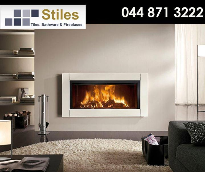 Every home deserves the luxury of a fireplace, have a look at this one and give us your opinion on it. Visit us in store and have a look at our range. #lifestyle #StilesGeorge #homeimprovement