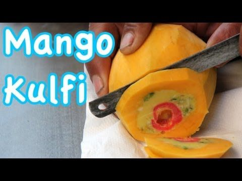 Mango Kulfi - Amazing Indian Ice Cream! - http://www.youtube.com/watch?v=fNaB2aQjV1k