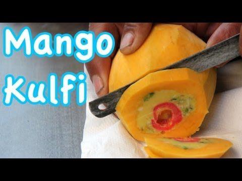 Mango Kulfi - Amazing Indian Ice Cream! - http://www.youtube.com/watch?v=fNaB2aQjV1k