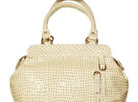 bolso - handbags - charol croco italiano