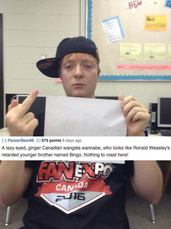 1000+ images about Reddit Roast Me on Pinterest | LOTR ...