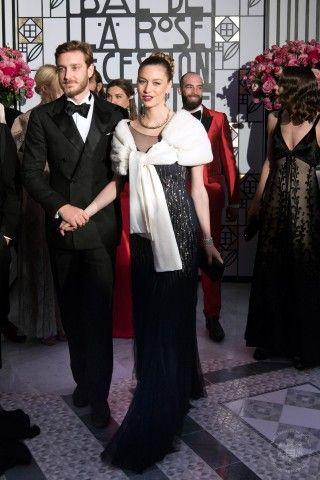 Ballo della Rosa 2017: la prima volta con Pierre e Beatrice da neogenitori