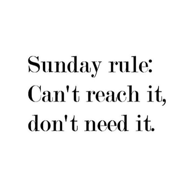 Fasst unseren Sonntag perfekt zusammen!  (via @mindsetmotivate) #sundaymood #netflixandchill #quote #tresclick