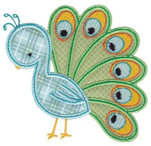 Bunnycup Embroidery | Free Machine Embroidery Designs | Tweet Thing Applique