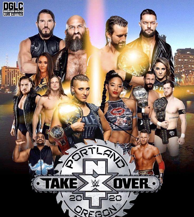 Nxt Takeover Portland 2020 Ppv Nxt Takeover Survivor Series Survivor
