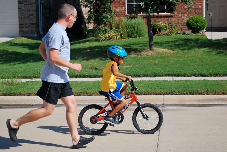 learning how to ride a bike essay Cycling quickly became an activity after bicycles were introduced in the 19th century today, over 50 percent of the human population knows how to ride a bike equipment.