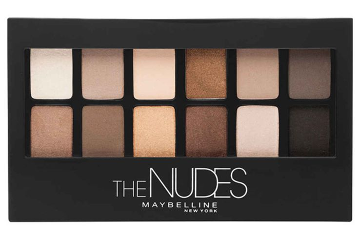 Maybelline The Nudes Eyeshadow Palette (1)
