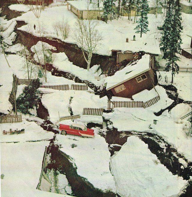 Juneau Alaska Natural Disasters