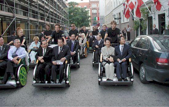 christiania Taxi