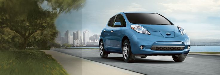 Awesome Nissan 2017 - Blue Nissan LEAF Electric Car - 100% electric car.... Check more at https://24cars.tk/my-desires/nissan-2017-blue-nissan-leaf-electric-car-100-electric-car/