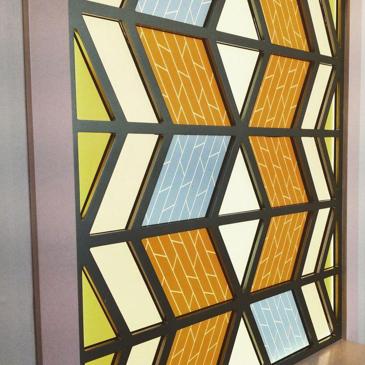 Stunning design by #marjanvanaubel winner of @swarovski Emerging Talent Design Award #l_d_f #somersethouse #art #design #glass #london #hekkta