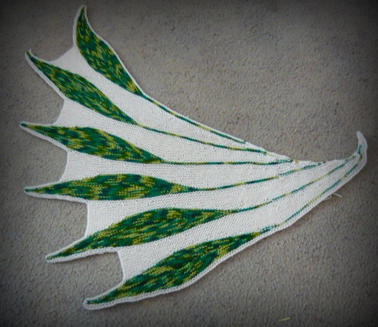 http://www.ravelry.com/projects/Dianne146/dreambird-kal